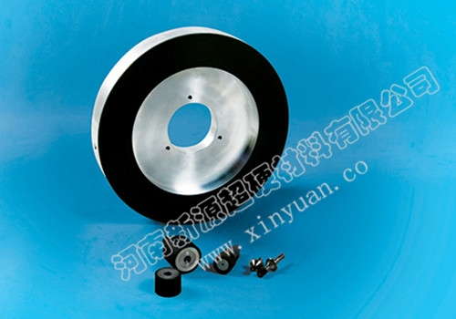 CBN End Face of the Grinding Wheel
