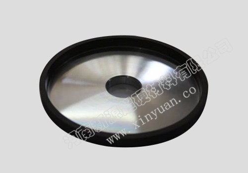 Ceramics and magnetic materials grinding wheel