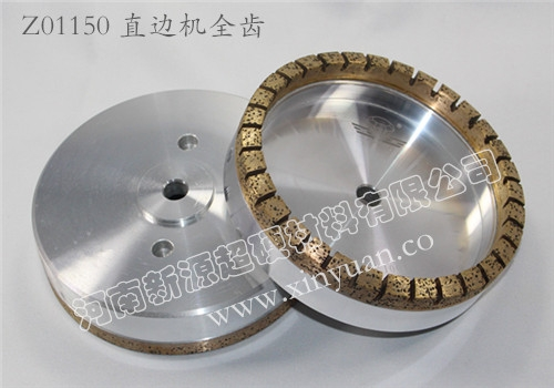 D150 Full-Segmented Diamond Wheel
