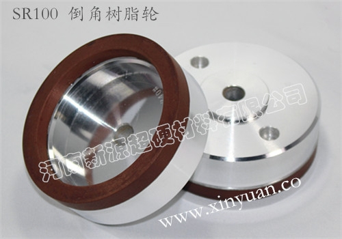 D100 Chamfering Resin Wheel