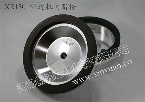 Black Resin Wheel